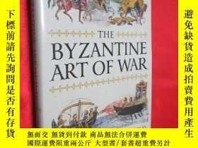 二手書博民逛書店The罕見Byzantine Art of War ( 小16開