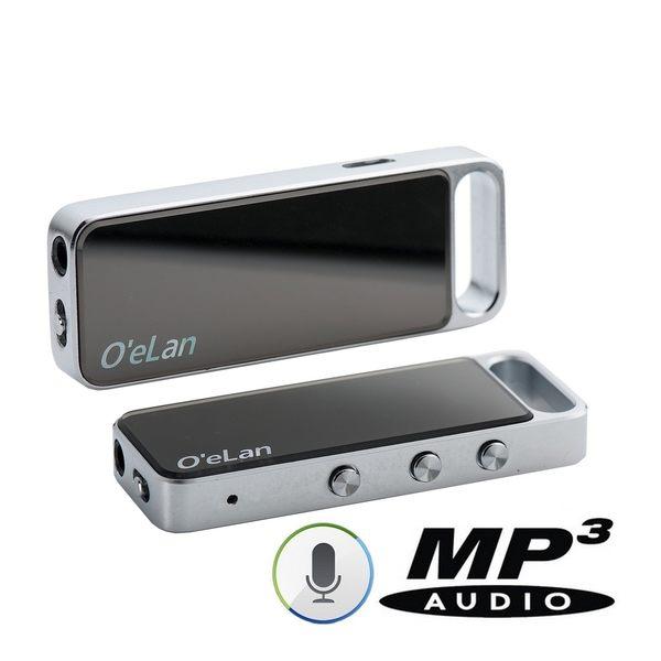 U3 迷你MP3錄音筆16GB~也是您的MP3隨身聽 18小時超長電力