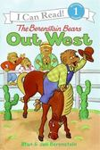 (二手書)An I Can Read Book Level 1: Berenstain Bears Out West