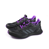 adidas RapidaRun Avengers K 復仇者聯盟 黑豹 跑鞋 運動鞋 黑/紫 童鞋 G27553 no734