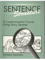二手書博民逛書店《Sentence Structure: A Communicative Course Using Story Squares》 R2Y ISBN:0130355100