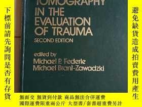 二手書博民逛書店computed罕見tomography in the eval