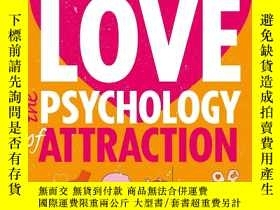 二手書博民逛書店Love:罕見The Psychology of Attract