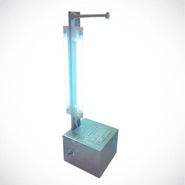 來而康 不鏽鋼 可攜式紫外線殺菌機 12坪 小空間專用 紫外線 滅菌機 UV燈 空氣清淨