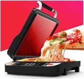 電餅鐺 110V烤餅機烙餅鐺多功能小家電智能烙餅鍋電煎盤煎餅鍋