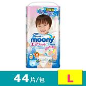 滿意寶寶 日本頂超薄褲型紙尿褲 男用 L 44片