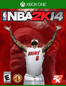 X1 NBA 2K14(美版代購)