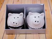 小豬調味罐 調味罐 送客禮 婚禮小物【皇家結婚用品】