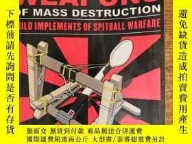 二手書博民逛書店Mini罕見Weapons of Mass Destruction:Build Implements of Spi