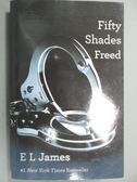 【書寶二手書T1/原文小說_KCX】Fifty Shades Freed(III)_E L James