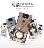 華碩 Zenfone 6 ZS630KL 手機殼 超薄 簡約 高清 彩繪 保護套 創意 卡通 保護殼 全包 防摔 磨砂 軟殼