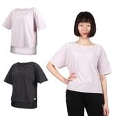 NEW BALANCE 女短袖T恤(免運 NB 短T 慢跑 路跑≡排汗專家≡