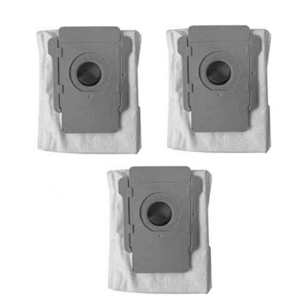 保證iRobot原廠 iRobot i 系列 Clean Base Dirt Disposal Bags, 3-Pack 清潔底座 專用集塵袋 適用 Roomba i7 i7+