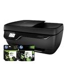 【搭63XL原廠墨水匣一黑一彩】HP OfficeJet 3830 商用噴墨多功能事務機