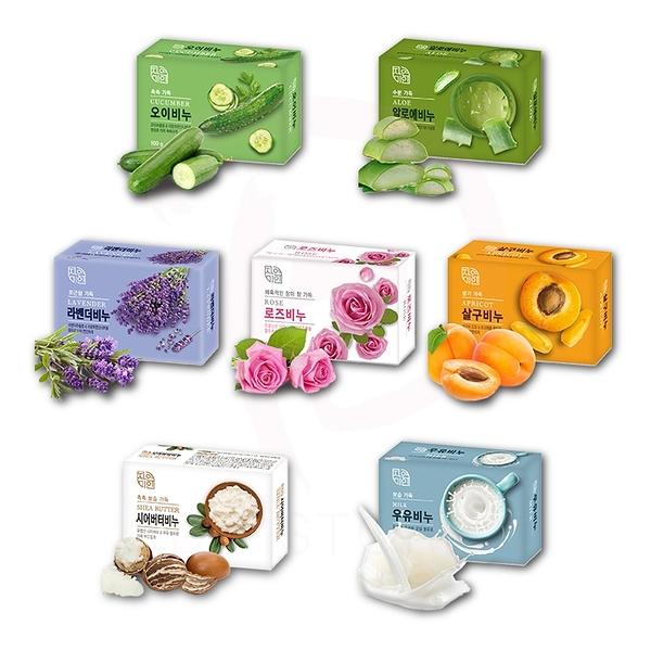 韓國 MKH 無窮花 保濕美肌皂 身體保濕 美肌皂 肥皂 香皂【DT STORE】【0018479】