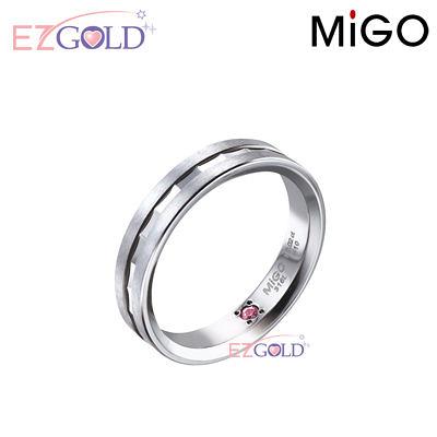MiGO鋼飾♥珍藏♥鋼飾戒指(女)