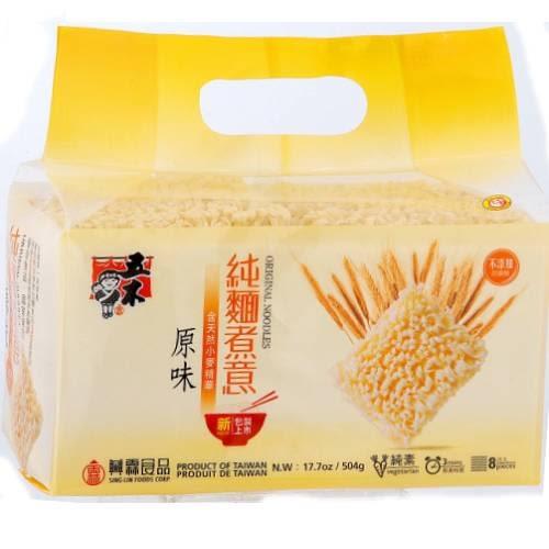 五木純麵煮意-原味504g【愛買】