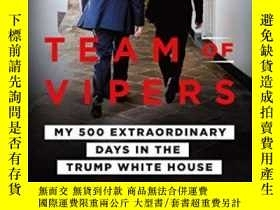 二手書博民逛書店Team罕見Of VipersY364682 Cliff Sims Thomas Dunne Books 出