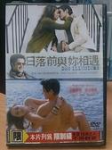 挖寶二手片-0B03-510-正版DVD-電影【日落前與妳相遇】-布魯克林異人館導演(直購價)