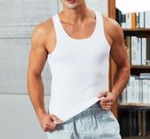 男士背心 男士背心男潮無痕薄款內穿莫代爾運動健身跨欄夏季【免運直出】