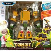 機器戰士 冒險T TOBOT Adventure T (YOUNG TOYS)