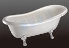【麗室衛浴】BATHTUB WORLD  古典壓克力浴缸 LS-1478 150*80*67cm