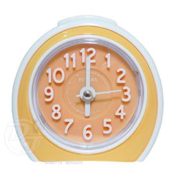 《一打就通》FUTABA 立體數字粉彩貪睡鬧鐘 W-755