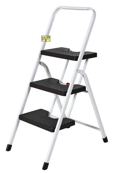 [家事達]MIT巧登欣 CTH-RT-3 豪華梯3階 特價 洗車梯 工作梯 手扶梯