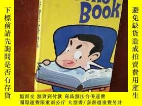 二手書博民逛書店THE罕見MR BEAN JOKE BOOK (憨豆笑話書)Y1