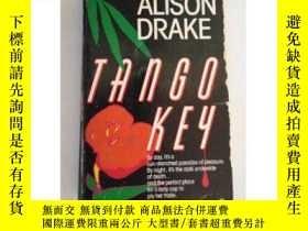 二手書博民逛書店TANGO罕見KEY20525 Alison Drake Bal