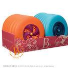 美國 B.Toys 飛盤迪斯可 (藍/橘)【下標前請先詢問有無現貨】
