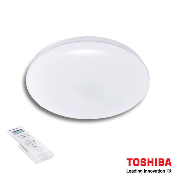 TOSHIBA東芝 星爍 61W LED 調光美肌吸頂燈 LEDTWTH61S 含基本安裝