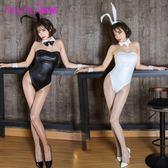 雙十一狂歡購性感兔女郎角色扮演情趣內衣制服誘惑高叉連體泳衣套裝女