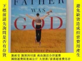 二手書博民逛書店I罕見THOUGHT MY FATHER WAS GOD 【195】Y10970 Paul Auster He