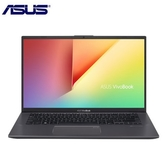 ASUS 14吋輕薄筆記型電腦 X412FA-0271G5405U-灰【愛買】