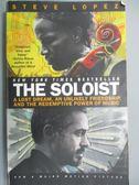 【書寶二手書T1/傳記_ODS】The Soloist_Steve Lopez