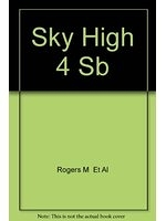 二手書博民逛書店《SKY HIGH STUDENTS BOOK 4》 R2Y I