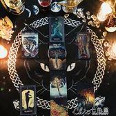 占卜牌潼恩塔羅 塔羅牌占卜全套經典 星盤占星紀念版 愛情韋特塔羅牌 七色堇