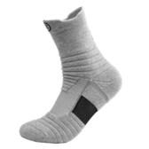 精英襪子籃球襪子專業戶外運動襪子毛巾底跑步襪男中筒加厚毛巾襪