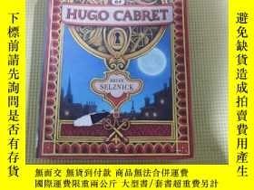 二手書博民逛書店The罕見Invention of Hugo Cabret(書衣有些破損)Y408729 Biian,Selz