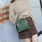 側背包包包女新款潮韓版網紅ins手提包斜挎水桶包單肩百搭學生小包