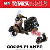 TOMICA 多美小汽車 海底總動員2 海獺 Chim Chim 迪士尼夢幻小車 摩托車 機車 COCOS TO175