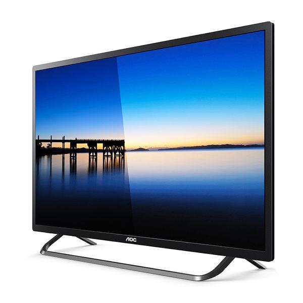 ★送HDMI線★美國AOC 32吋LED液晶顯示器+視訊盒LE32M1266