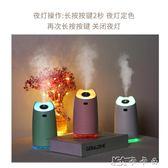 USB加濕器辦公室桌面空氣凈化靜音大霧量噴霧器 卡卡西
