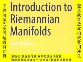二手書博民逛書店罕見Introduction to Riemannian Man