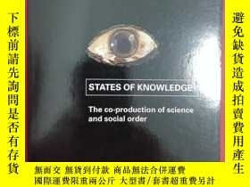二手書博民逛書店States罕見of Knowledge: The Co-pro
