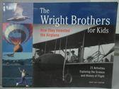 【書寶二手書T3/原文書_ZDX】The Wright Brothers for Kid