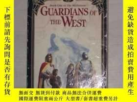 二手書博民逛書店英文原版罕見Guardians of the West by D