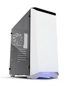 Phanteks 追風者 Eclipse P400 PH-EC416PTG_WT鋼化玻璃白色電腦機殼