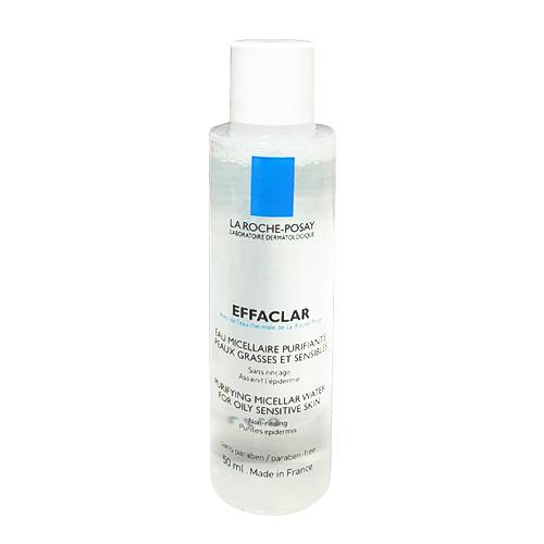 La Roche Posay 理膚寶水 清爽控油卸妝潔膚水 50ml 效期:2021/01/31